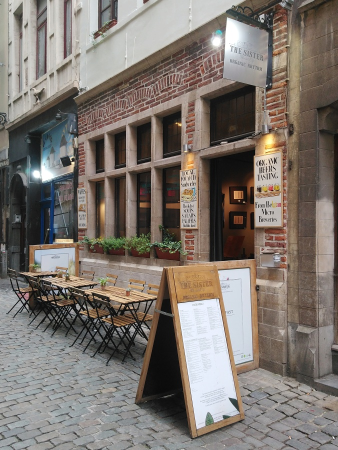 Restaurant review 'The Sisters' in Brussel