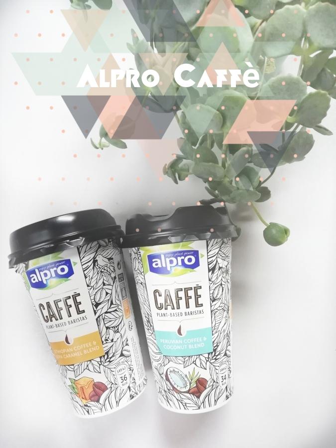 Alpro koffie