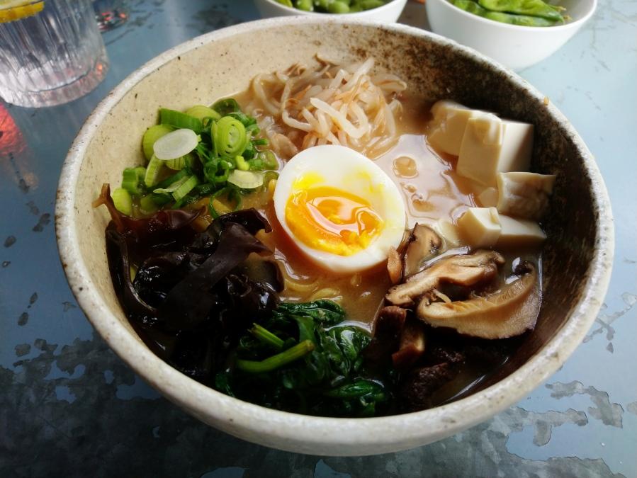 Vegan Eats: Umamido – Noodleshop